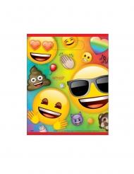 Emoji™-Geschenktüte 8 Stück bunt 22,5x17,5cm