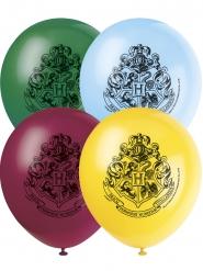 Harry Potter™-Luftballons Raumdekoration 8 Stück bunt 30cm