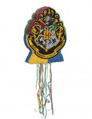 Harry Potter™-Piñata Hogwarts-Wappen bunt 50x43cm