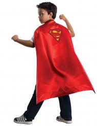 Superman™-Umhang Superhelden-Accessoire für Kinder rot-gelb