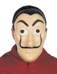 Bankräuber-Maske für echte Räuber Erwachsene
