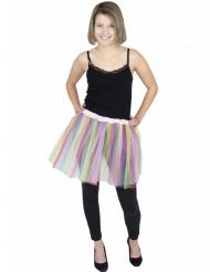 Tutu-Rock für Damen Kostüm-Zubehör pastellfarben
