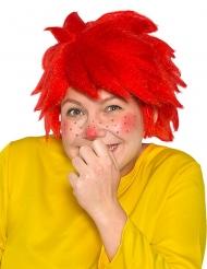 Pumuckl™ Perücke für Erwachsene rot