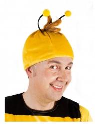 Biene Willi™ Kopfbedeckung mit Fühlern Erwachsene gelb