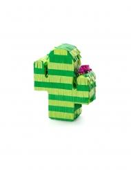 Mini Kaktus Piñata 9,5 x 11,5 x 3,5 cm grün