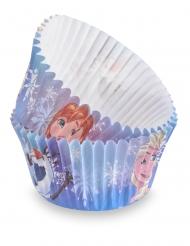 Frozen™-Muffin-Förmchen Cupcake-Zubehör 50 Stück bunt 7 cm