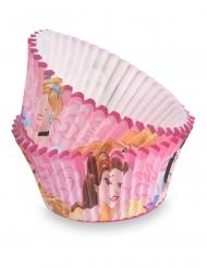 Disney™-Cupcakes mit Prinzessinnen-Motiv 50 Stück bunt 7cm