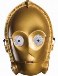 C-3PO™ Vintage Star Wars™ Maske für Erwachsene