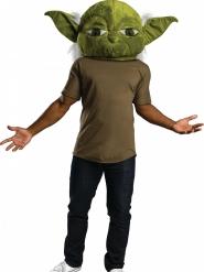 Große Yoda™ Maske Maskottchen für Erwachsene Star Wars™