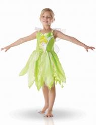 Tinkerbell™-Mädchenkostüm Disney™-Verkleidung grün