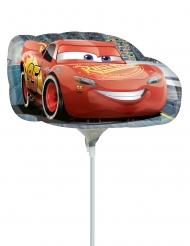Cars 3™-Luftballon in Autoform Partydeko bunt 33x30 cm