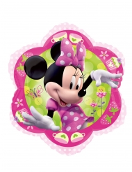 Minnie Maus™-Alluminium-Ballon Raumdekoration bunt 46cm