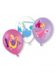 Disney™ Prinzessinnen-Latexballons für Geburtstage 6 Stück bunt 28 cm