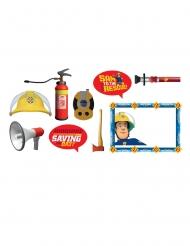 Sam der Feuerwehrmann™ 9-teiliges Foto-Set Kinderspielzeug bunt