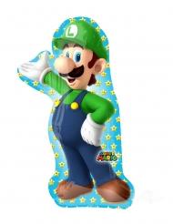 Luigi™ Aluminium-Ballon 50 x 96 cm