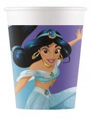 Disney Prinzessin Jasmin™-Trinkbecher für Kindergeburtstage 8 Stück bunt 200 ml