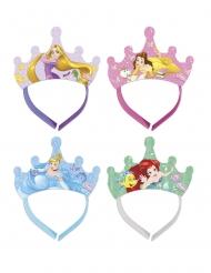 Disney™ Dreaming Tiara Haarschmuck für Kinder 4 Stück bunt