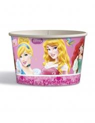 Disney™-Prinzessinnen Eisbecher Party-Zubehör 8 Stück bunt 270 ml