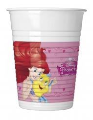 Disney™-Trinkbecher Arielle und Fabius 8 Stück bunt 200ml