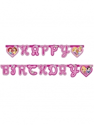 Disney Dreaming™-Girlande Happy Birthday Raumdekoration bunt 175x13cm