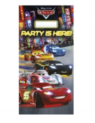 Cars™-Türdekoration für Partys bunt 152 x 76 cm