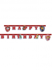 Paw Patrol™-Happy Birthday-Girlande für Kinder bunt 200 x 16 cm