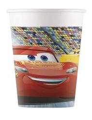 Cars3™-Trinkbecher Tischzubehör 8 Stück bunt 200ml