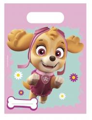 Paw Patrol™-Geschenk-Tüten Kindergeburtstag 6 Stück bunt