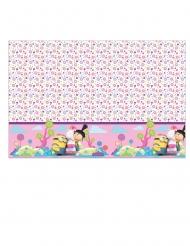 Minions™-Tischdecke mit Einhorn-Motiv Tischzubehör bunt 180x120cm