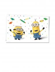 Minions™ Tischdecke für Geburtstage Partyzubehör bunt 120 x 180 cm