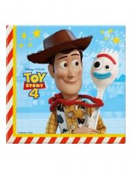 Toy Story™-Servietten 20 Stück bunt 33x33cm