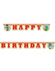 Toy Story4™-Girlande Happy Birthday Raumdekoration bunt