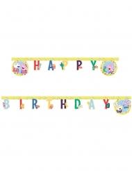 Peppa Wutz™-Party-Girlande für Geburtstage Raumdeko bunt 2 m