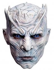 Game of Thrones™-Nachtkönig Vollgesichtsmaske Kostümzubehör weiss-grau