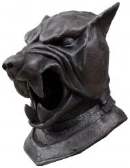 Game of Thrones™-Sandor Clegane-Helm Kostümzubehör grau