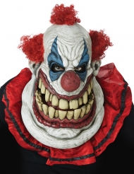 Riesige Horrorclown Maske für Erwachsene Halloween