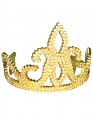 Diadem für Kinder Kostüm-Accessoire gold