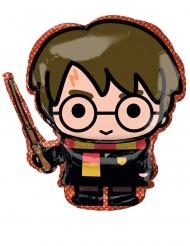 Harry Potter™-Aluminium-Ballon Fanartikel bunt 25 cm