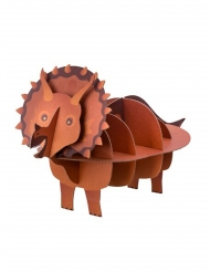 Dinosaurier Aufsteller aus Pappe 55,5 x 32 x 24,5 cm