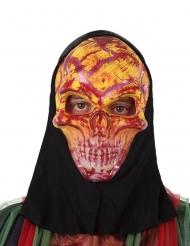 Blutige Totenkopf Maske für Erwachsene Halloween