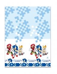 Sonic™ Tischdecke aus Kunststoff blau 120 x 180 cm
