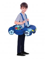 PJ Masks-Catboy™-Kinderkostüm Lizenz-Verkleidung blau