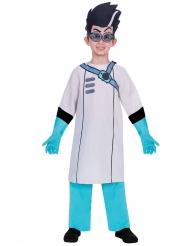 PJ Masks™-Romeo-Kinderkostüm Lizenz-Verkleidung weiss-blau