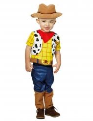 Toy Story™-Woody Kostüm für Kleinkinder bunt