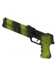 Spielzeug Soldaten-Pistole Kunststoff grün 30 cm