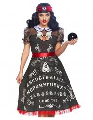 Wahrsagerin-Kostüm für Damen Deluxe