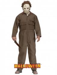 Michael Myers Serienmörder-Kostüm für Halloween Khaki