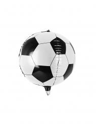 Fußball-Ballon Deko-Zubehör für Sport-Events schwarz-weiss 40 cm