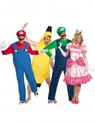 Super Mario™ Gruppenkostüm für Erwachsene