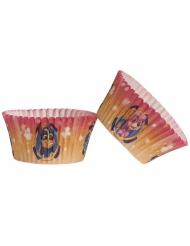 Paw Patrol™-Cupcake-Förmchen Partydeko 25 Stück bunt 5x3 cm